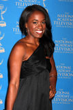 Kristolyn Lloyd arrives at the 2012 Daytime Creative Emmy Awards Royalty Free Stock Image