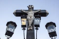 Kristus av lyktorna Arkivbilder