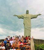 Kristus Förlossare 01 Arkivbilder