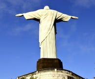 Kristus Förlossare Corcovado Rio de Janeiro Royaltyfri Fotografi