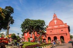 Kristus kyrkliga Malaka Fotografering för Bildbyråer