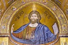 Kristus Pantocrator Fotografering för Bildbyråer