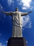 Kristus redeemeren Royaltyfri Foto