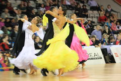 kristyna μ χορού ckova razek vitezslav Στοκ Φωτογραφία