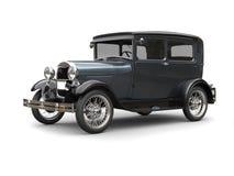 Kritisera tappningbilen utmärkt 1920 för grå färger stock illustrationer