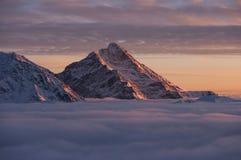 Krivà ¡ ň De bergen van Tatra slowakije Stock Foto