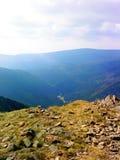 从Krivaň的看法 库存照片