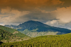 krivan chmury góra ii Zdjęcie Stock