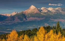 krivan góra Zdjęcie Royalty Free