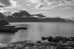 Krivik in the Faroe Islands Royalty Free Stock Photos