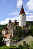 Krivoklat Castle Royalty Free Stock Photo