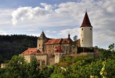 Krivoklat Castle Royalty Free Stock Image