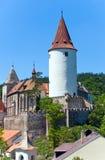 Krivoklat Castle in Czech Republic Royalty Free Stock Photo