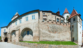 Krivoklat Castle in Czech Republic Stock Photo