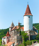Krivoklat Castle in Czech Republic Stock Photos
