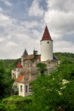 Krivoklat Castle Royalty Free Stock Photography