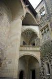 Krivoklat Schloss lizenzfreies stockfoto