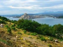 krk Хорватии Стоковая Фотография RF