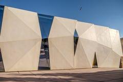 Krk, arquitectura moderna, Croacia Fotos de archivo libres de regalías