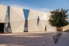 Krk, arquitectura moderna, Croacia Imagen de archivo libre de regalías