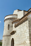 Krk cathedral Royalty Free Stock Photo