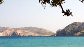 KRK - CRES islands - Croatia Royalty Free Stock Photos
