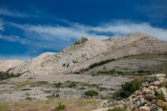 Krk-Insel Kroatien Adria Stockbilder