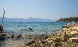 Krk island, Croatia Stock Image