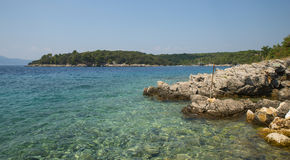 Krk island, Croatia Royalty Free Stock Photo