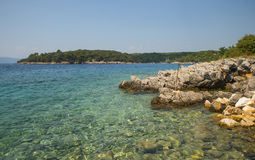 Krk island, Croatia Stock Photo