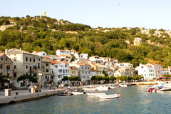 KRK island - Croatia Royalty Free Stock Photos