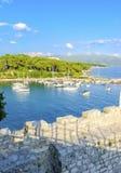 Krk island, Croatia Stock Images