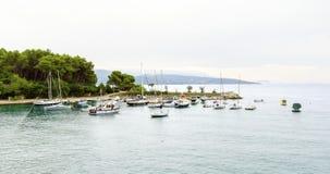 Krk island, Croatia Stock Photos