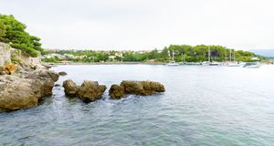 Krk island, Croatia Royalty Free Stock Photo
