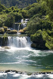Krka Falls royalty free stock photo