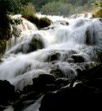 Krka Falls 4. Captured in Krka National park Croatia in August 2006 Royalty Free Stock Images