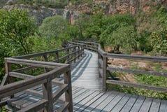 Krka Nationaal Park, Kroatië Stock Foto