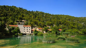 KRKA NATIONAL PARK Stock Photography