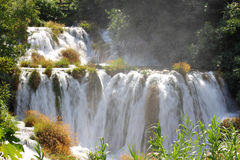 Krka National Park Royalty Free Stock Photography