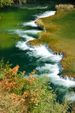 Krka National Park, Croatia Royalty Free Stock Images