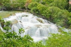 Krka National Park, Croatia Royalty Free Stock Photos