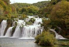 Krka national park, Croatia Stock Image