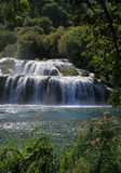 Krka National Park Skradinski Buk Royalty Free Stock Photo