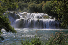 Krka National Park Skradinski Buk Royalty Free Stock Photography