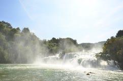 Krka Nationalpark Lizenzfreies Stockbild