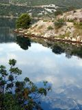 Krka river Stock Image