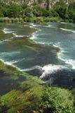 Krka siklawa, park narodowy Krka Obraz Stock