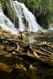 Krka-Wasserfälle Lizenzfreie Stockfotografie