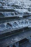 Krka Wasserfall-Nationalpark in Kroatien lizenzfreies stockfoto