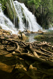 Krka waterfalls Royalty Free Stock Photography